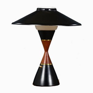 Mid-Century Danish Table Lamp by Svend Aage Holm Sørensen, 1950s