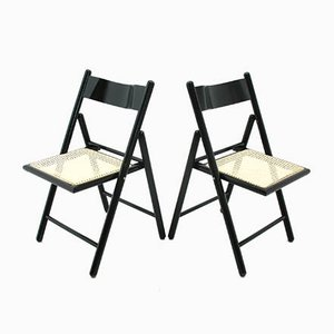Folding Chairs, 1980s, Set of 2