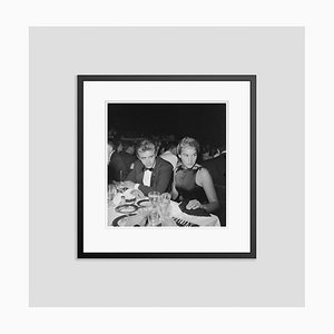 Dean and Andress Archival Pigment Print Framed in Black by Bettmann