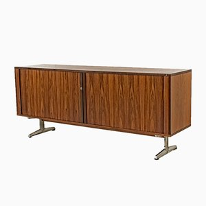 Large Danish Rosewood Sideboard by Marius Byrialsen for Nipu, 1968