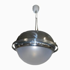 Vintage Italian Ceiling Lamp, 1960s