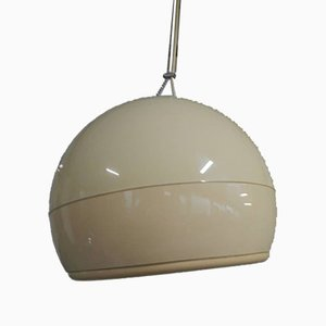 Italian Model Pallade Ceiling Lamp from Artemide, 1960s