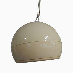 Lámpara de techo modelo Pallade italiana de Artemide, años 60