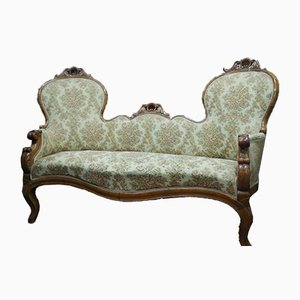 Double-Head Sofa, 1800s