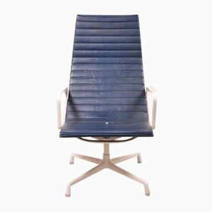 Mid-Century Aluminium Outdoor Lounge Chair by Charles & Ray Eames for Vitra