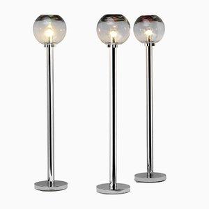 Floor Lamps by Laura Diaz de Santillana, 1960s, Set of 3