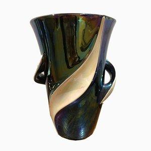 Vase en Céramique de Verceram, 1950s