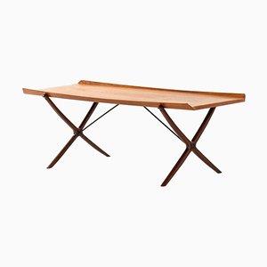 6743 / X-Coffee Table by Peter Hvidt & Orla Mølgaard-Nielsen for Fritz Hansen, 1960s