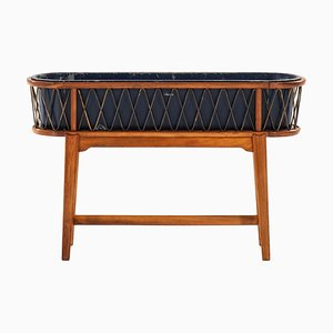 Plant Stand Table Attributed to Carl-Axel Acking, Sweden, 1940s