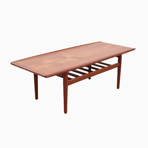 Mid-Century Modern Scandinavian Sofa Table by Grete Jalk for Glostrup