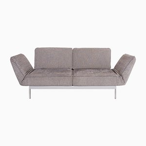 Grey Fabric Mera 2-Seat Sofa from Rolf Benz