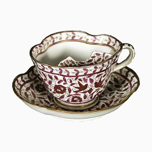Cup and Saucer, Set of 2