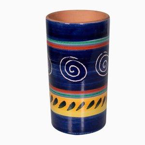 Vaso di Pier 1 Italian Swirl, anni '70