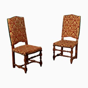 High Chairs, Set of 2