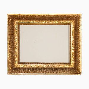 Late-18th Century Italian Gilded Carved Frame