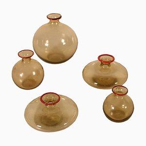 Set di bicchieri di Venini