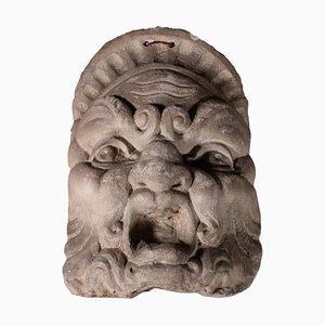 Masque en Plâtre