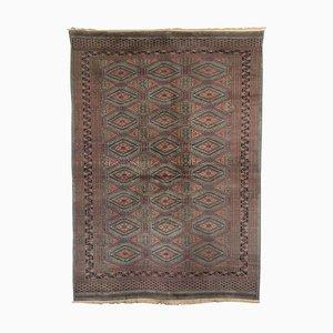 Tappeto Bokhara vintage in cotone