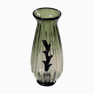 Murano Glass Vase from Manifattura di Murano