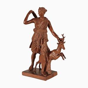 Statua di Diana Cacciatrice