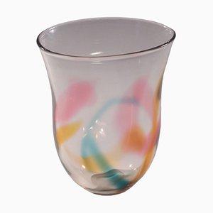Vaso di Ulrica Hydman Vallien per Kosta Boda