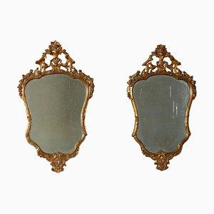 Specchi in stile barocco, set di 2
