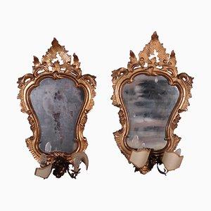 Specchi rococò, set di 2