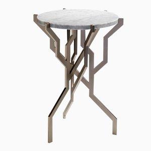 Table d'Appoint PLANT Blanche par Kranen/Gille