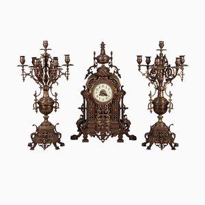 Orologio trittico