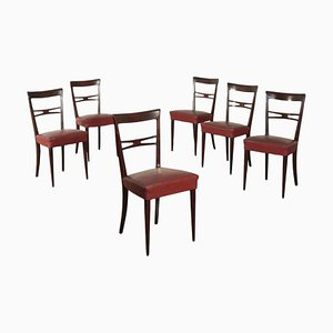 Vintage Chairs, Set of 6