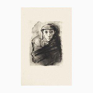 Figuren - Original Radierung in Schwarz & Weiß von M. Ciry - 1964 1964