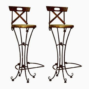 Stools, Set of 2