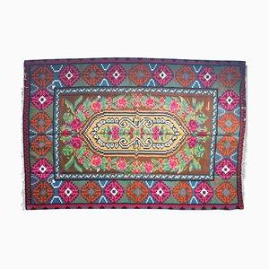 Großer Böhmischer Teppich aus Rumänien, 1970er