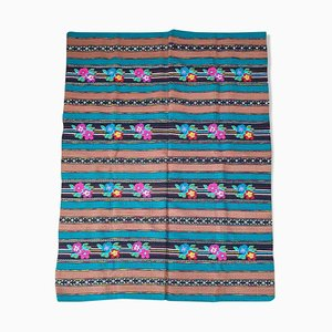 Vintage Romanian Carpet or Bedspread, 1960s