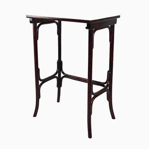 Antique Side Table by Michael Thonet for Thonet, 1910