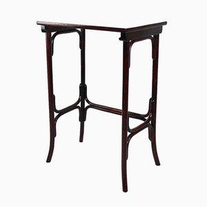 Tavolino antico di Michael Thonet per Thonet, 1910