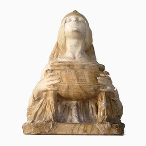 Sculpture Ofrenda Antique par Lambert Escaler, 1900s