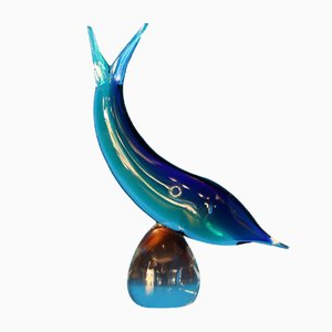Murano Glass Sculpture by Vincenzo Nason, 1989