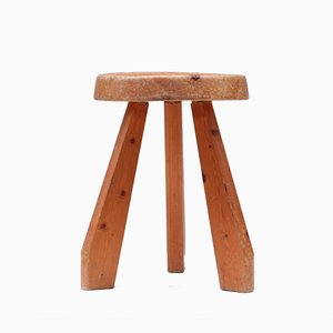 Sandoz Stool by Charlotte Perriand