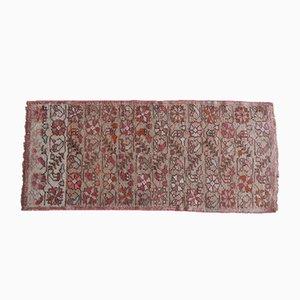 Kleiner türkischer Vintage Kilim Teppich, 1970er