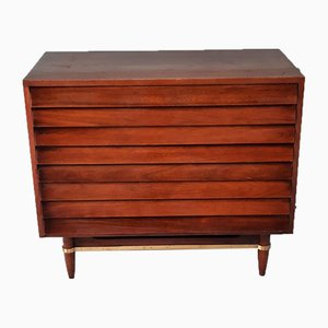 3-Drawer Dresser in Walnut from Merton Gershun for American of Martinsville, 1960s