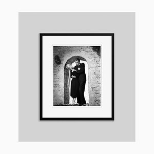 Vertigo Archival Pigment Print Framed in Black by Everett Collection