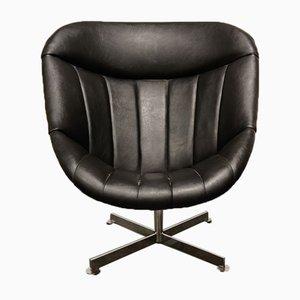 Vintage Swivel Chair by Rudolf Wolf Spirit for Noordwolde, 1960s
