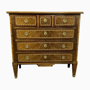 Louis XVI Marquetry Chest of Drawers