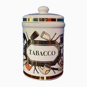 Tabakhalter aus Keramik von Atelier Fornasetti für Piero Fornasetti, 1960er