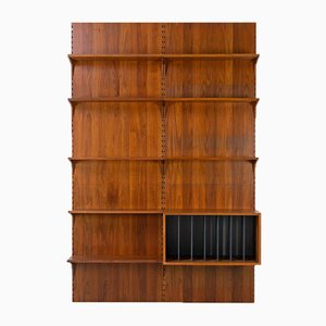 Walnut Shelf by Poul Cadovius for Cado, 1960