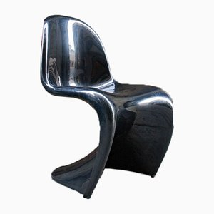 Chaise de Salon Panton par Verner Panton pour Fehlbaum, 1971