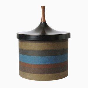 Mid-Century Danish Ice Bucket from Laurids Lonborg, 1960s