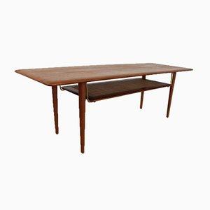 Table Basse FD 516 par Peter Hvidt & Orla Mølgaard-Nielsen pour France & Søn / France & Daverkosen, 1960s