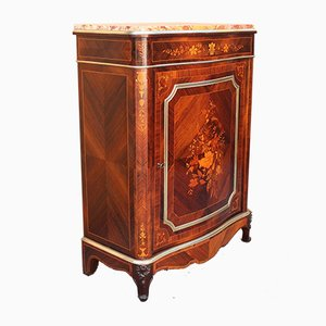 19th Century Napoleon III Inlaid Sideboard